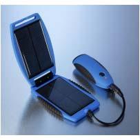 Power Chimp Blue and Solar Monkey Kit