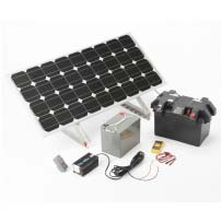Solar Power Station - 60w