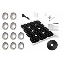 Geo Outdoor 10 - Bulkhead Solar LED Kit