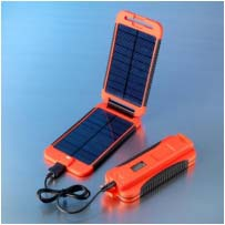 Solar Power Monkey Extreme Red