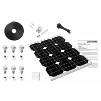 Geo 4 - Mains Free Solar Lighting Kit