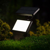 Vega Solar LED Panel Light
